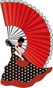 18da5081c35446d6f44668966bf1c649--hand-fans-baile-flamenco