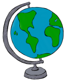 Globe-earth-clipart-black-and-white-free-clipart-images-2
