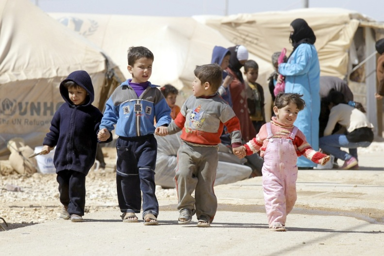 JORDAN-CONFLICT-ANNIVERSARY-REFUGEES